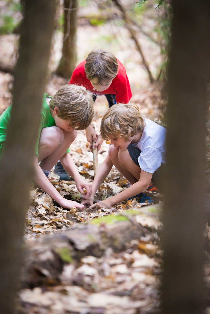Wild Ones - Saturday Camp - TimberNook of Greater Portland, Maine