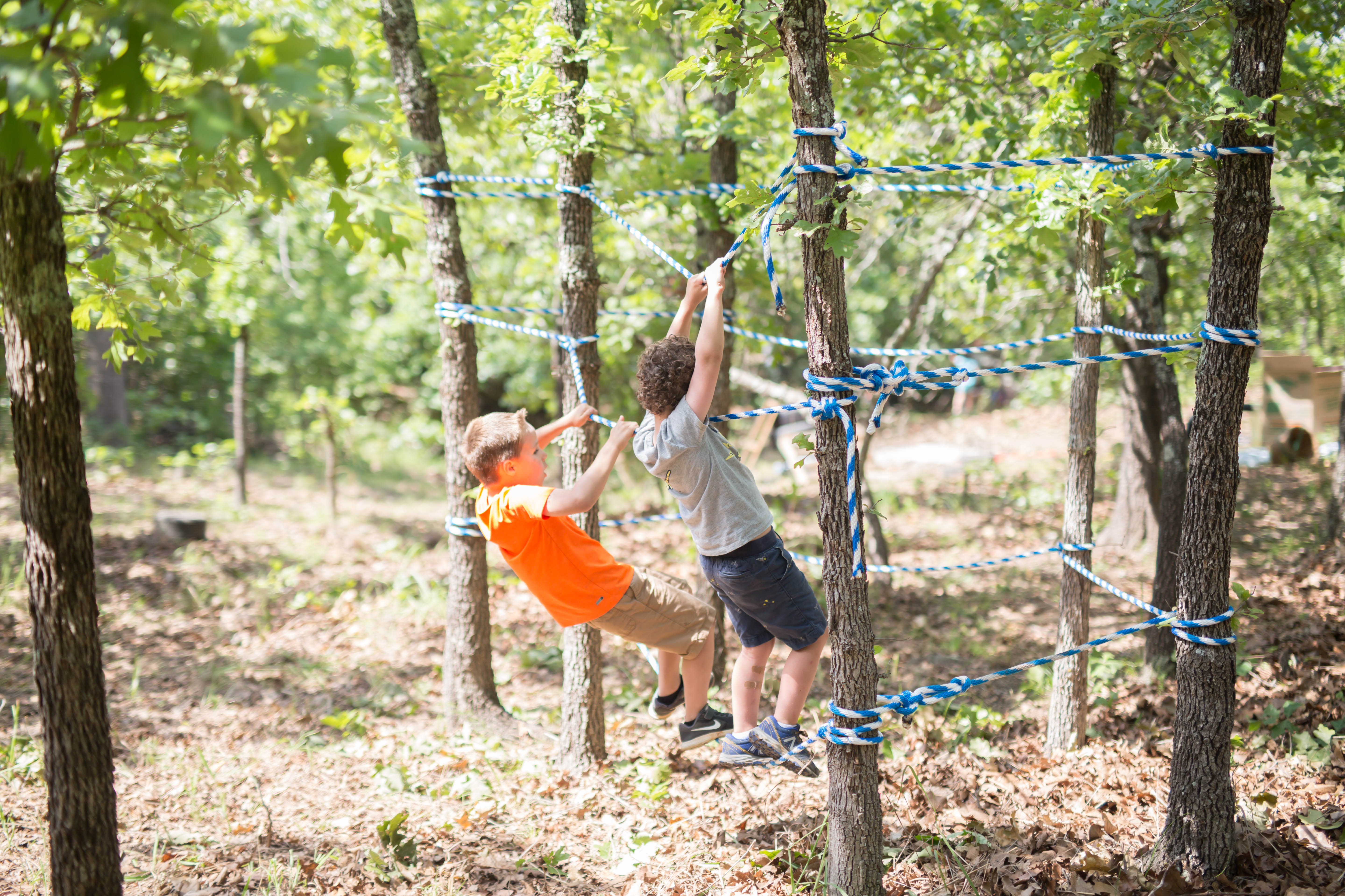 Woodland Tinkering – Timbernook of Northeast Oklahoma