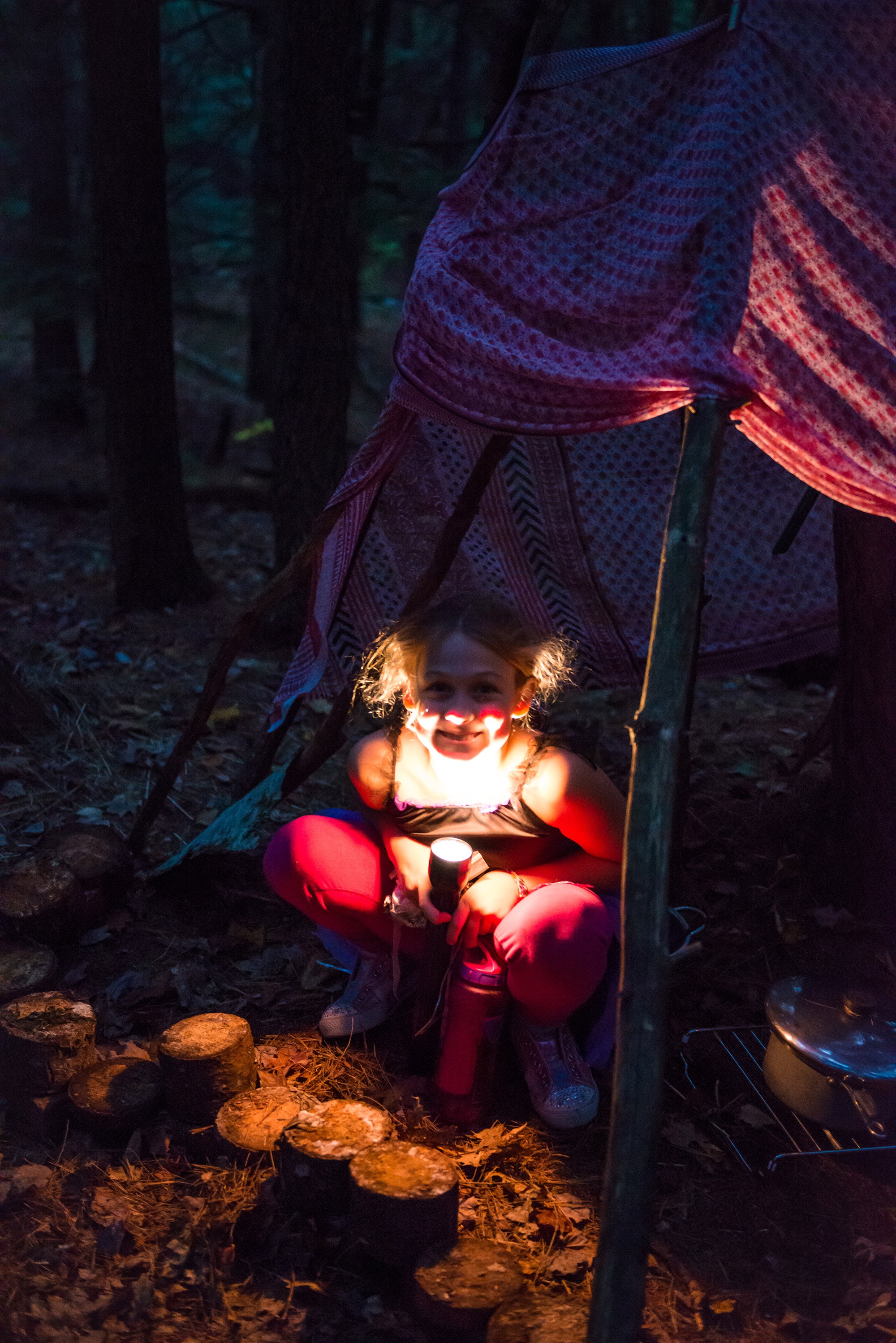 Night Villagers – Nov 23 Evening camp – TimberNook of Greater Portland, Maine