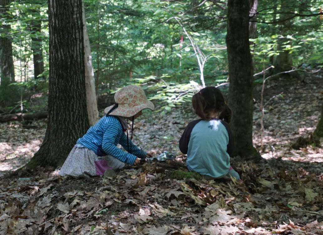 Little Wild Ones – Session 5 Mondays – TimberNook of Greater Portland, Maine