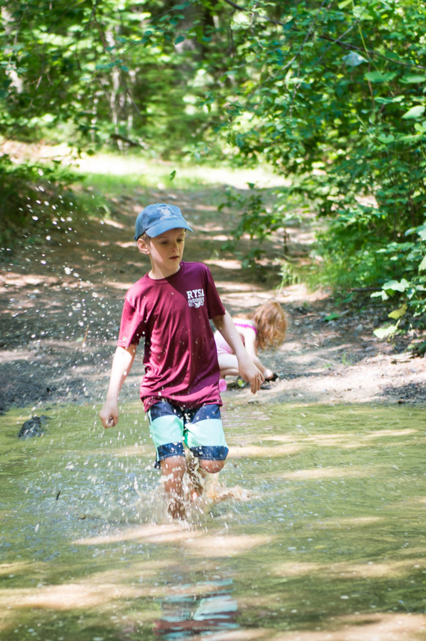 Sensory Adventures – TimberNook of Mount Washington Valley