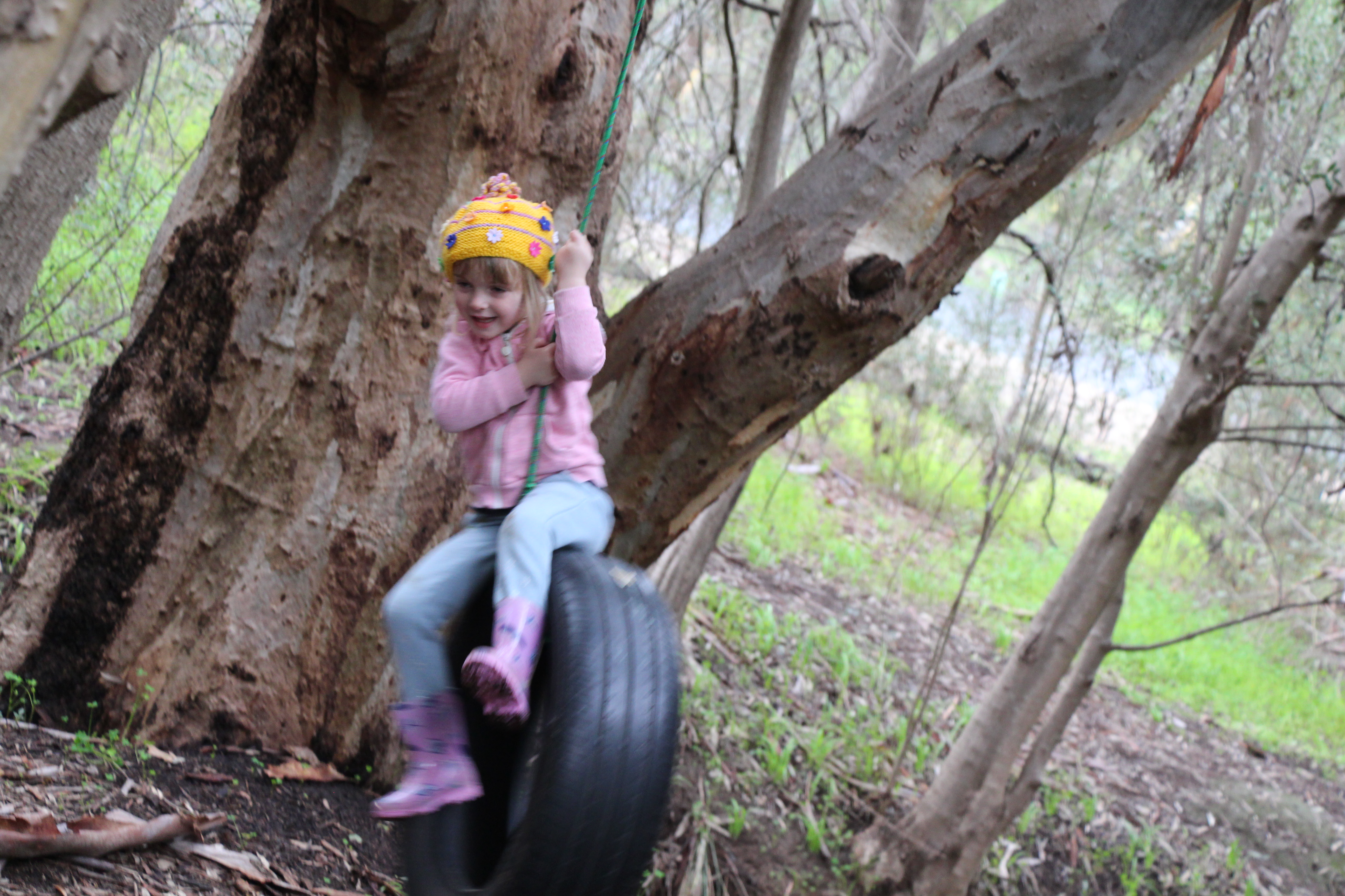 Tiny Ones (Full Term 3 Registration) - TimberNook South Adelaide