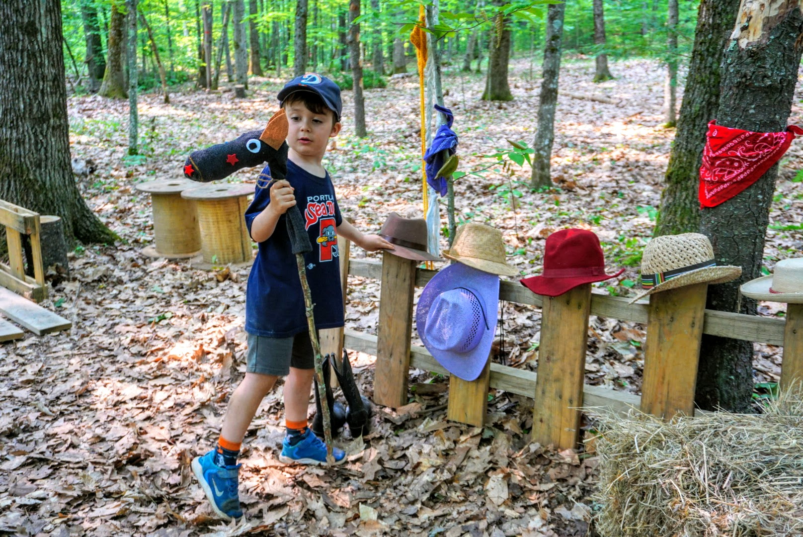 Little Wild Ones – First Time Drop In $20 – TimberNook of Greater Portland, Maine