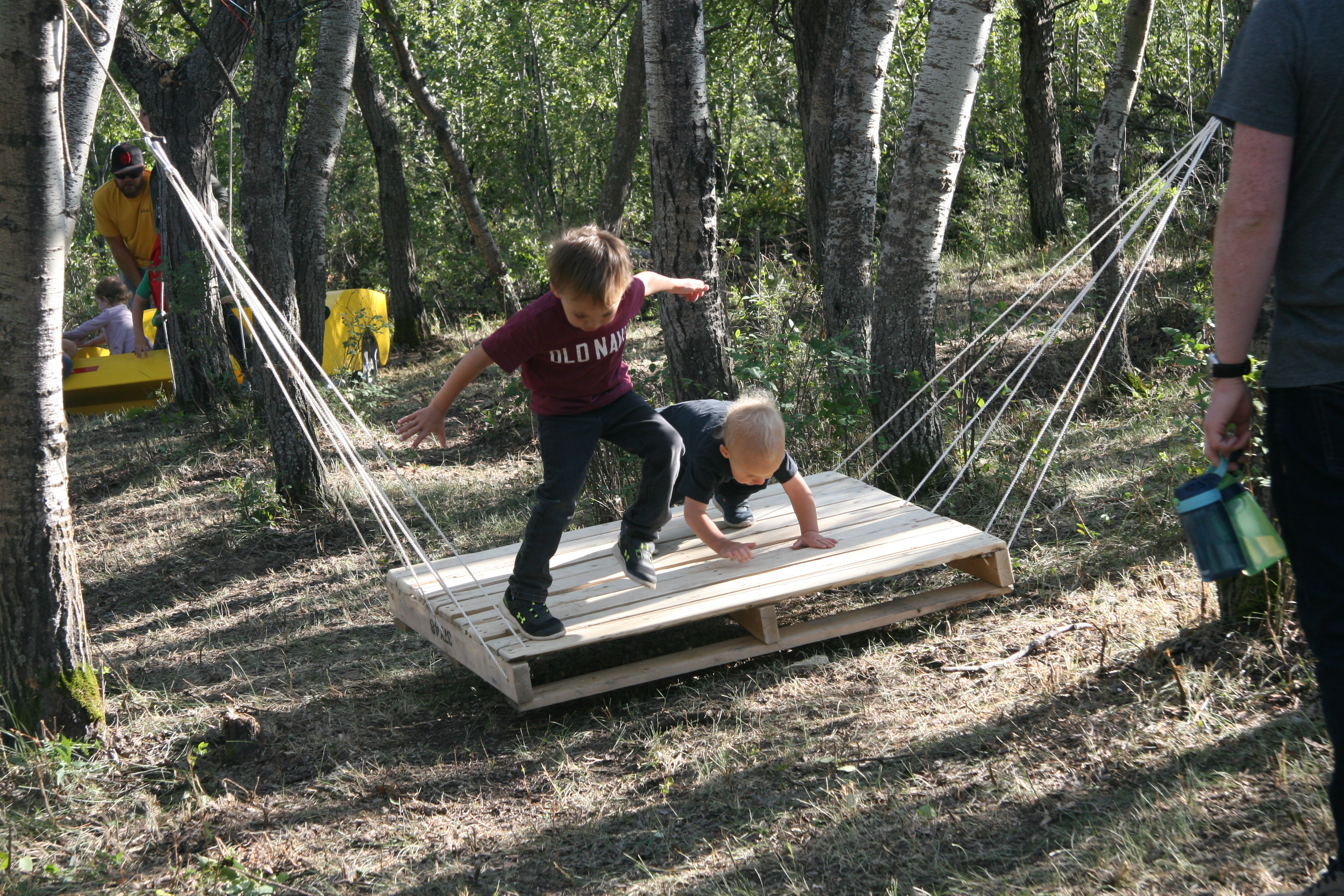 DROP IN -Little Wild Ones- TimberNook Saskatoon