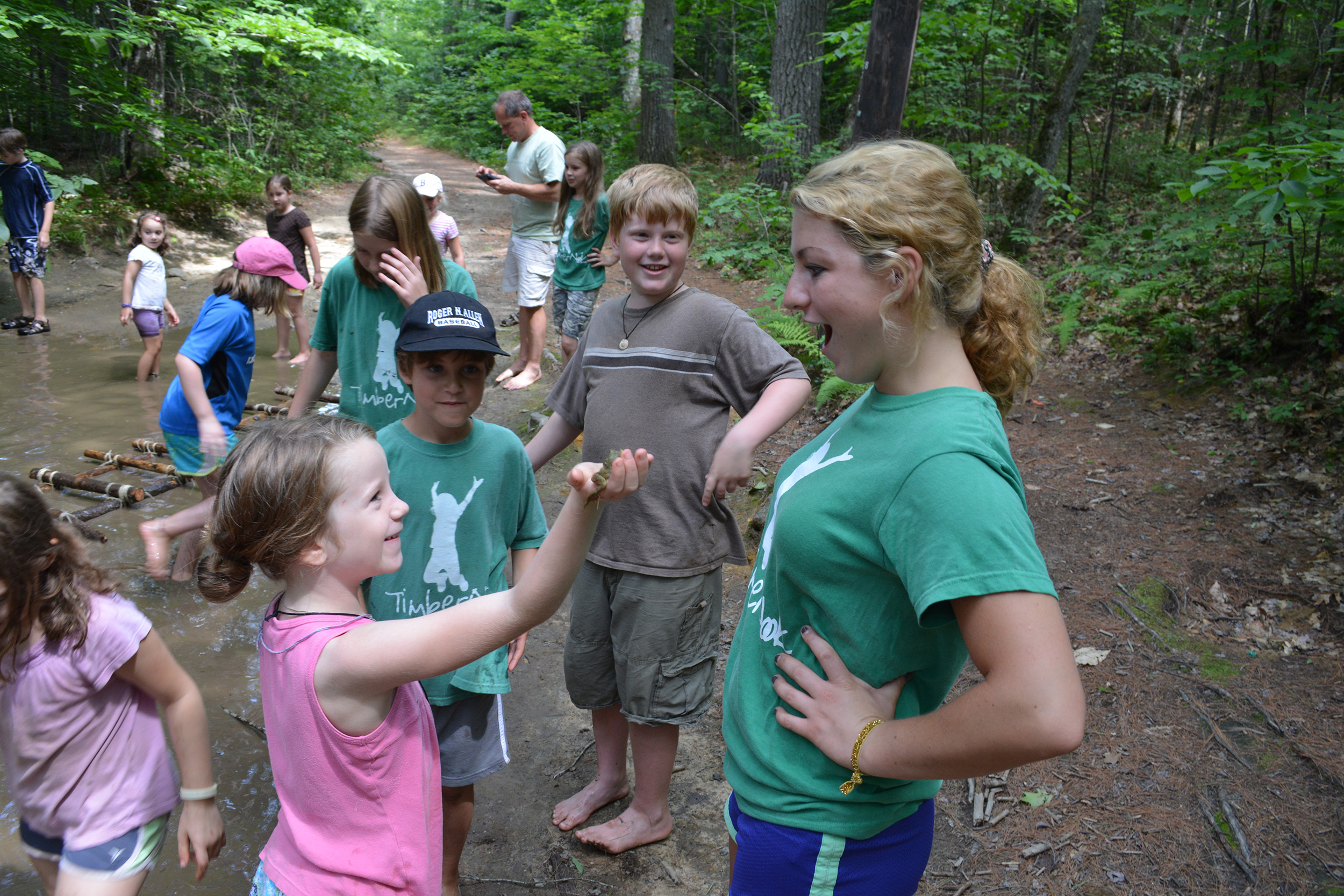 Field Trips - TimberNook of Central MA