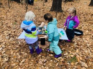 Tiny Ones – Friday – Winter '22 Session