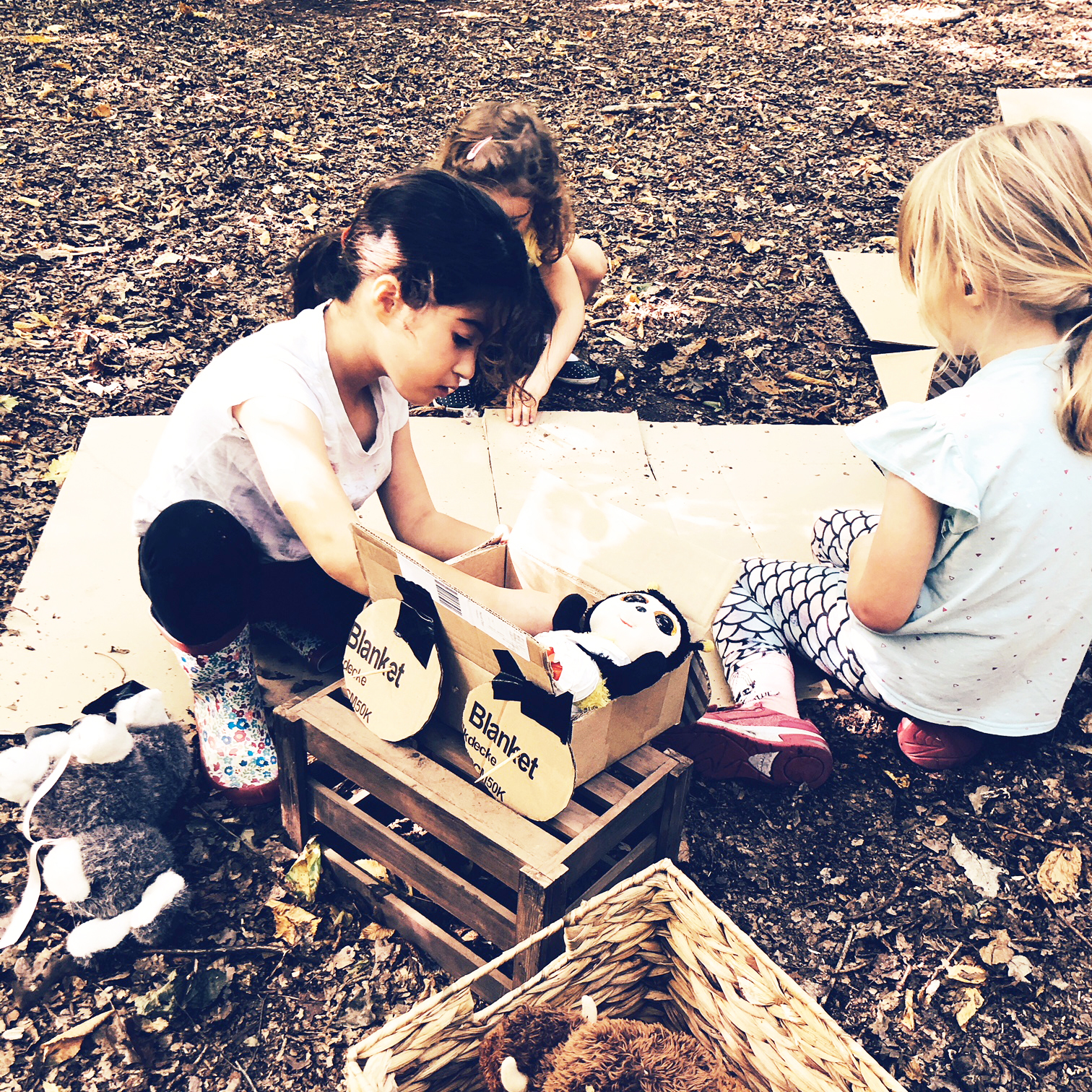 Friends in the Wild – TimberNook London