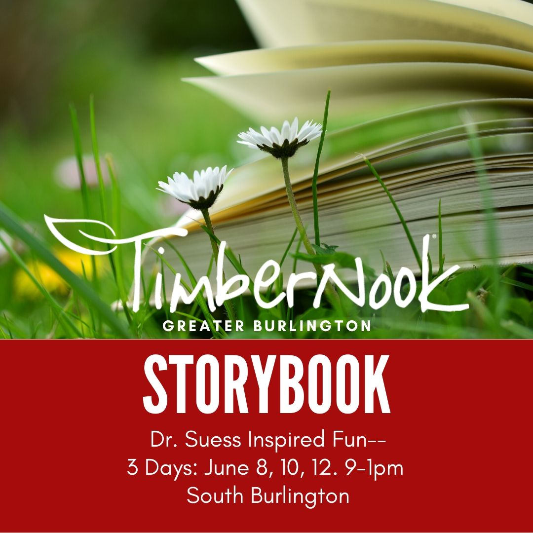 Storybook - TimberNook of Greater Burlington