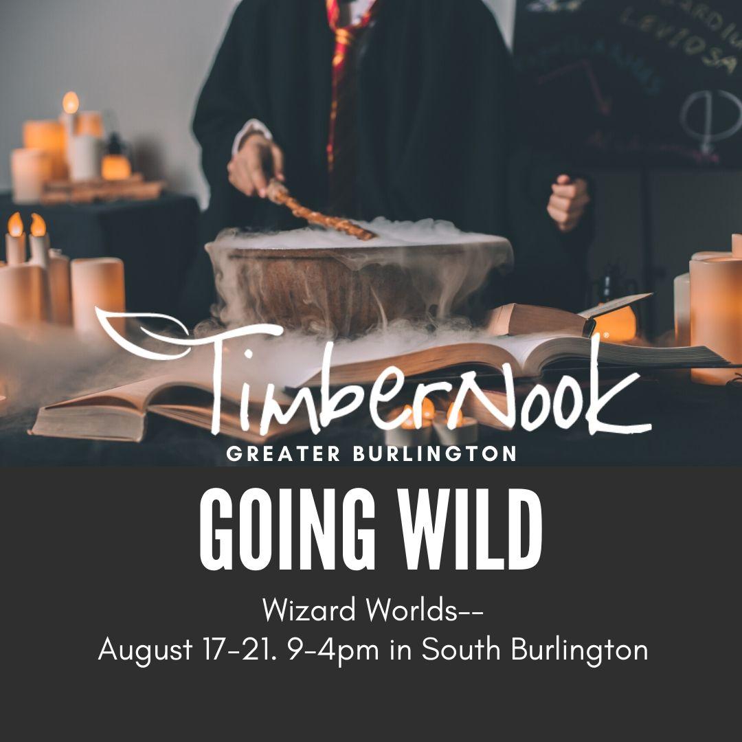 Going Wild - TimberNook of Greater Burlington