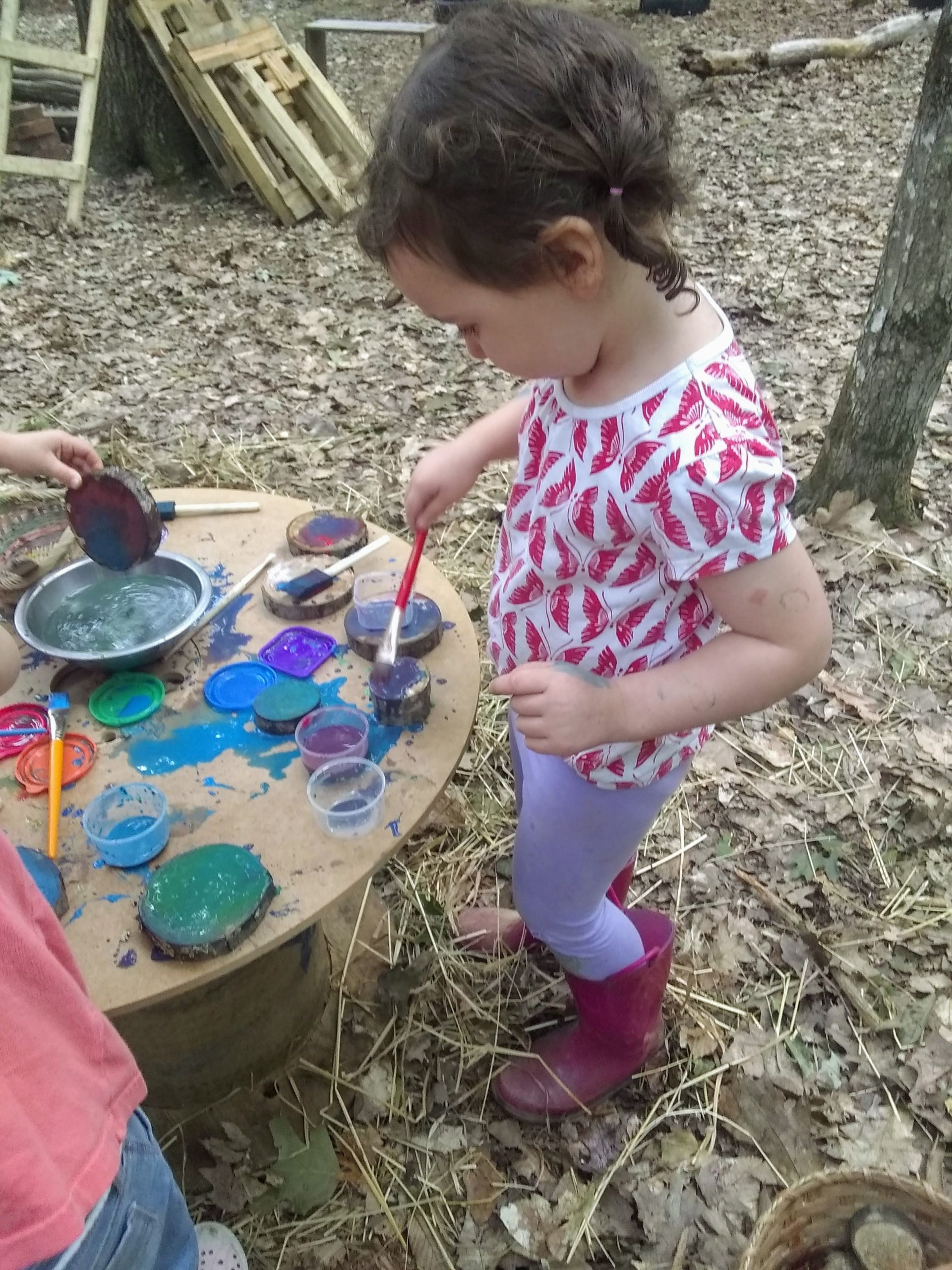 Sensory Adventures - TimberNook of Greater Portland, Maine