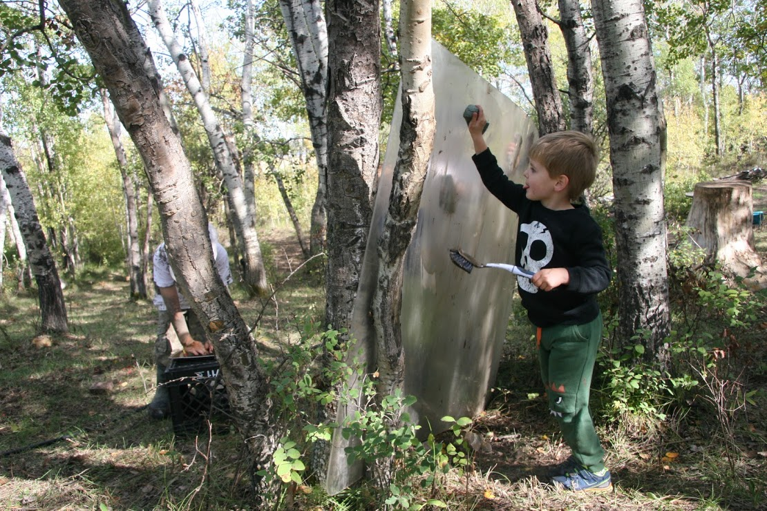 Little Wild Ones – TimberNook Saskatoon May