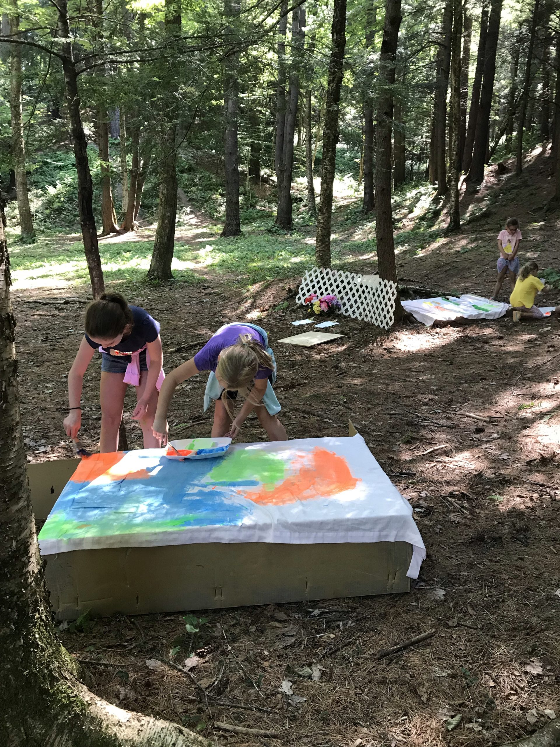 Extreme Art – TimberNook of the Upper Valley, NH