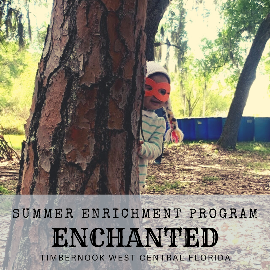 Enchanted - June 16-19 - TimberNook West Central Florida