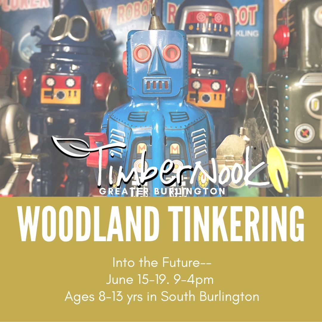 Woodland Tinkering - TimberNook of Greater Burlington