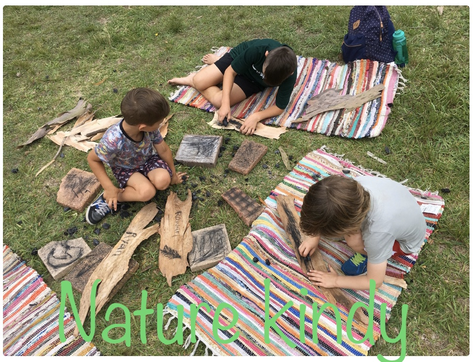 Nature Kindy Wednesday 16th Dec - Inspired EC