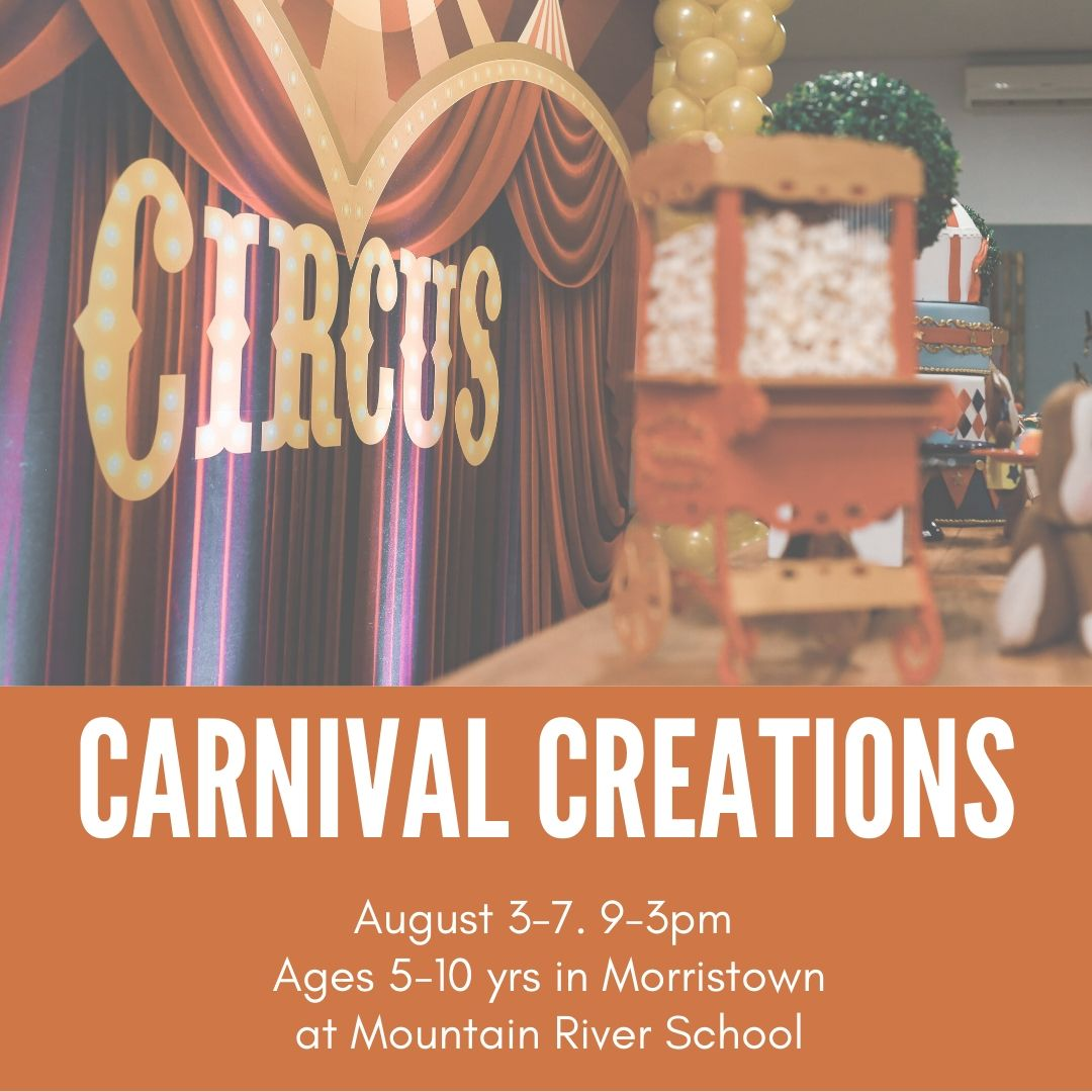 Carnival Creations – Wonder Roots TimberNook of Greater Burlington