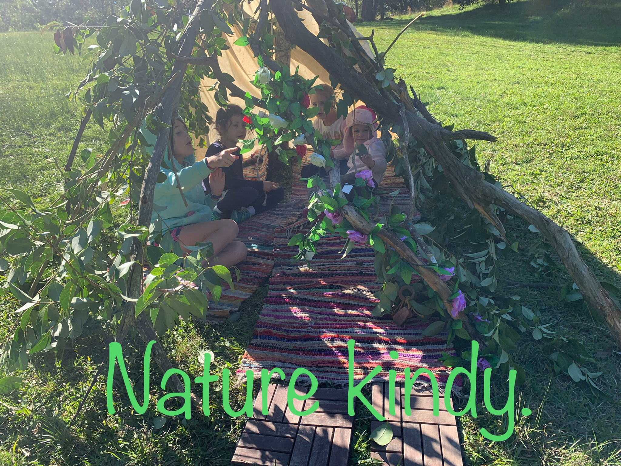 Nature Kindy Wednesday Full Term 14th Oct -16th Dec 2020 - Inspired EC