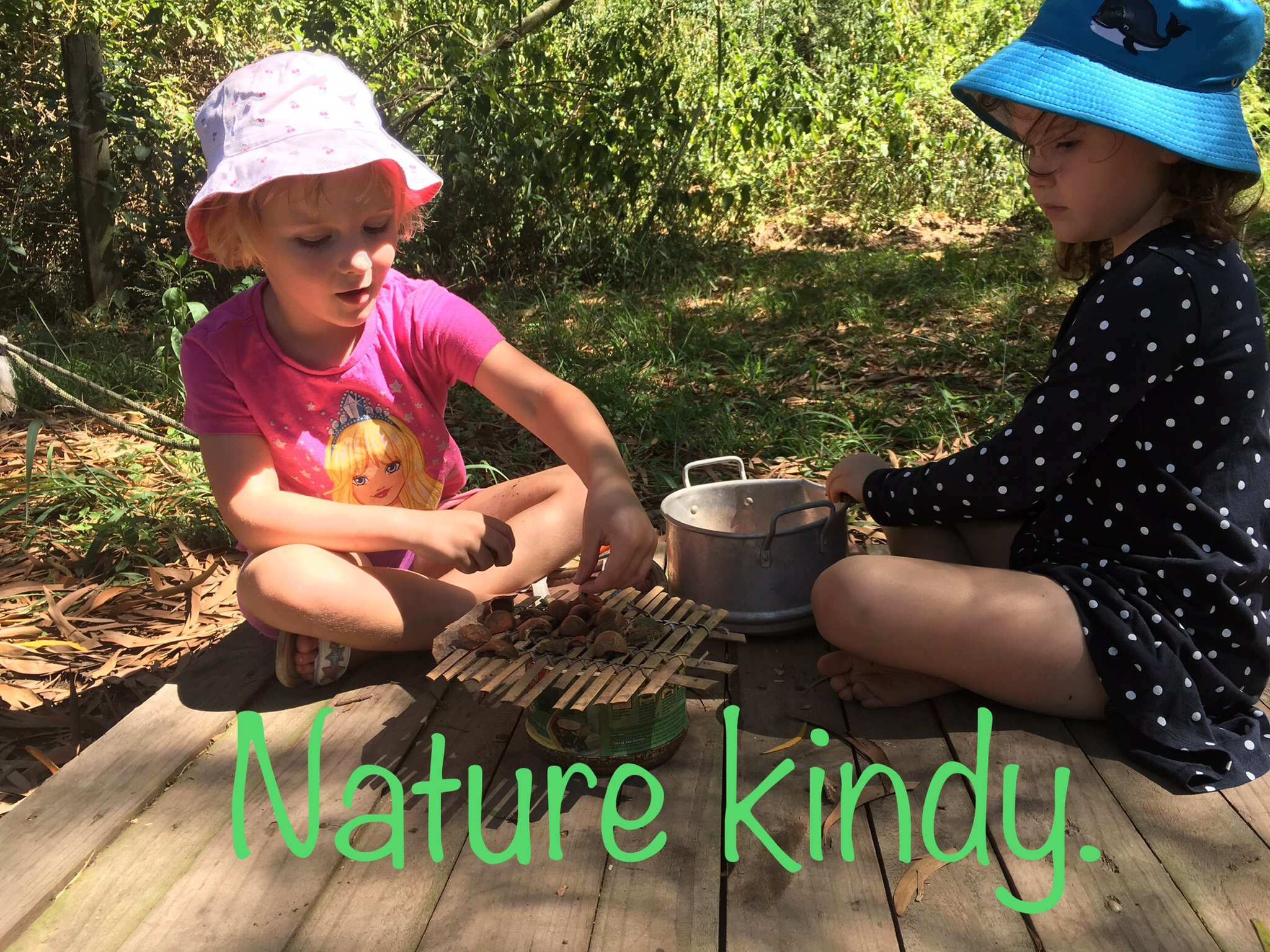 Wednesday 21st April 2021 Nature Kindy (Australia) - Inspired EC