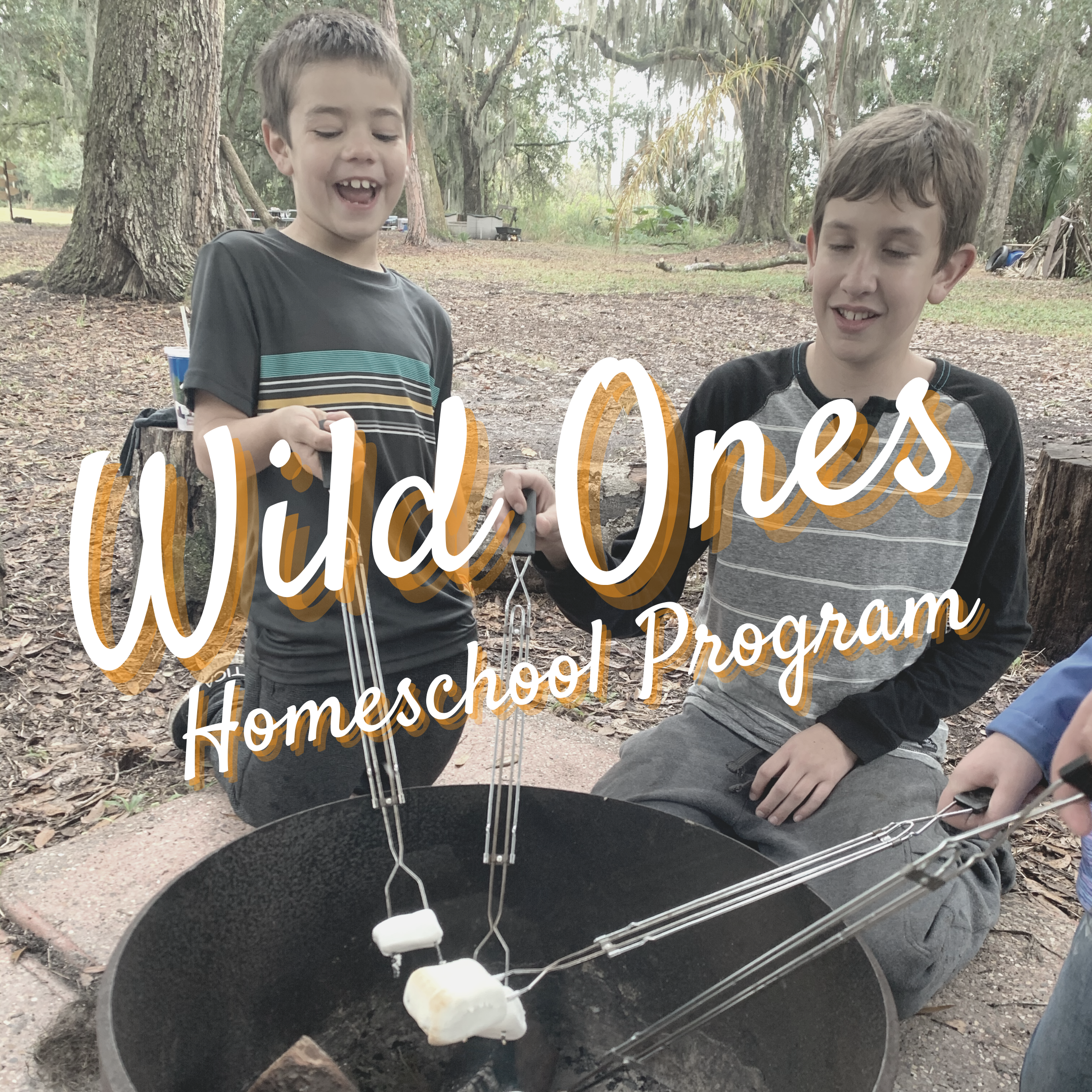 Wild Ones - Apr/May - TimberNook West Central Florida
