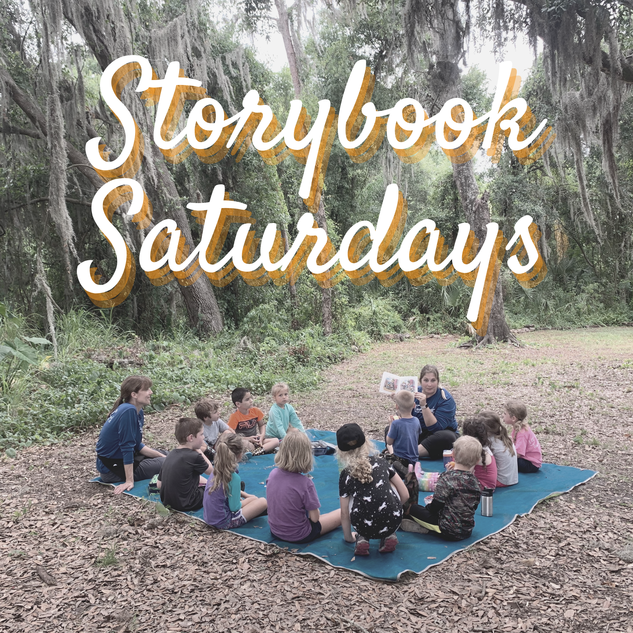 Storybook Saturday – Jack & the Beanstalk – Oct. 3 – Plant City Site – TimberNook West Central Florida
