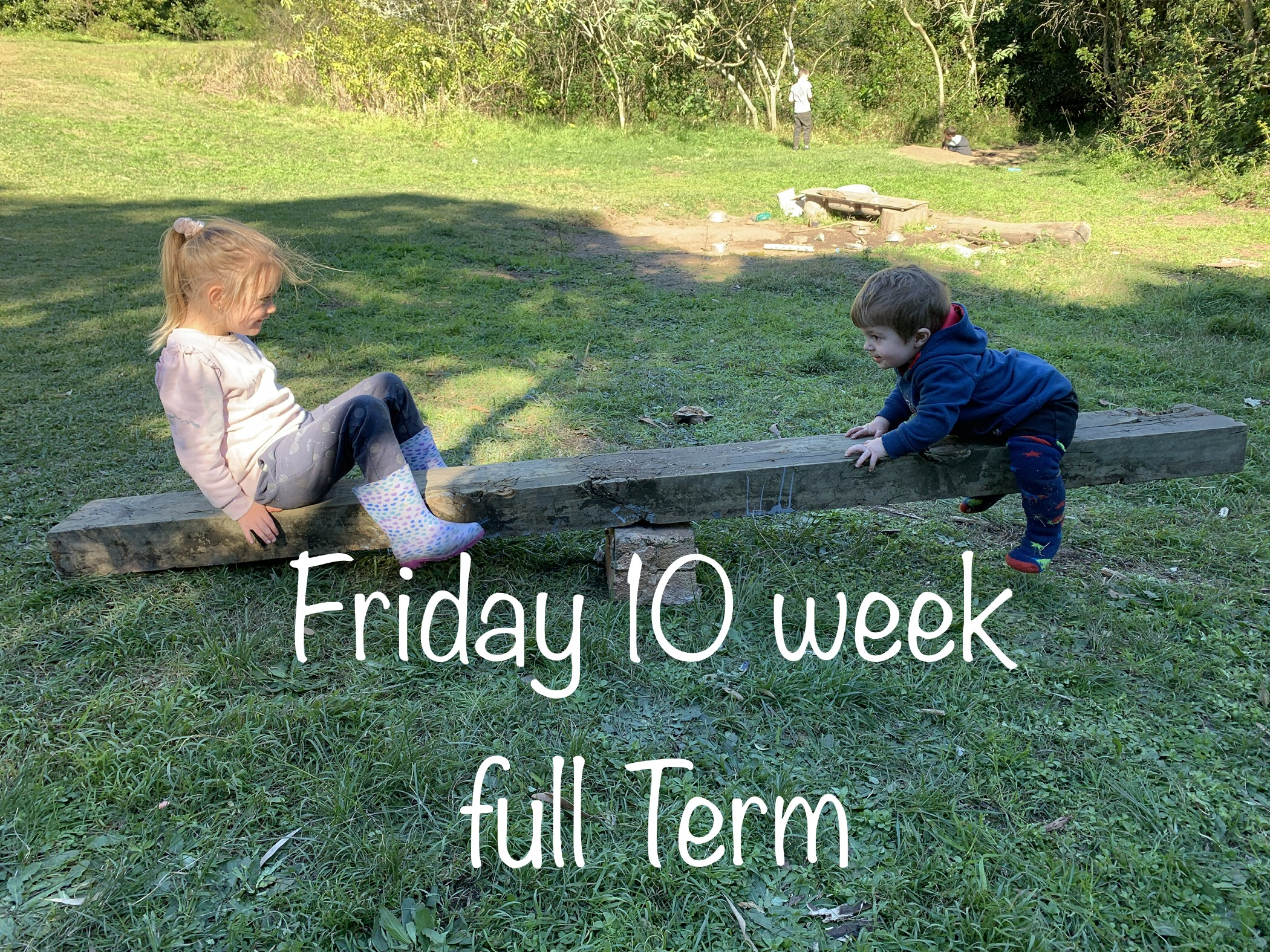 FULL TERM 10 Weeks Friday Tiny Ones – Inspired EC