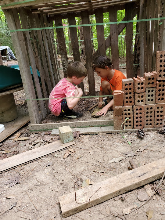 Protected: Little Wild Ones Wednesdays (Oct)- TimberNook of West Georgia