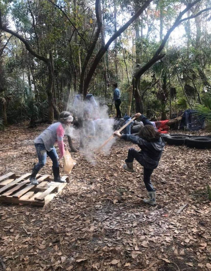 Little Wild Ones - TimberNook Northeast Florida