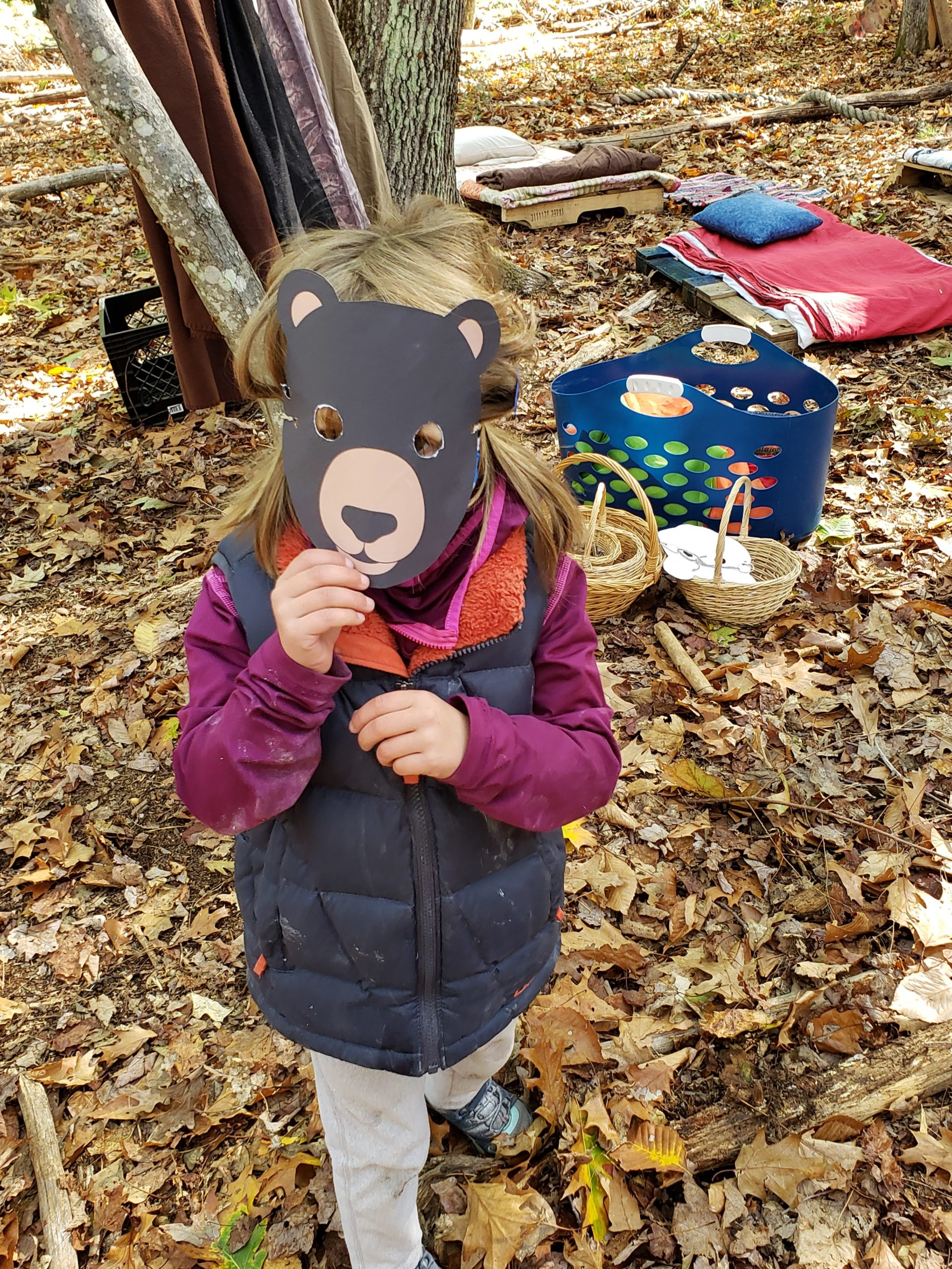Friends in the Wild – TimberNook of Greater Portland, Maine