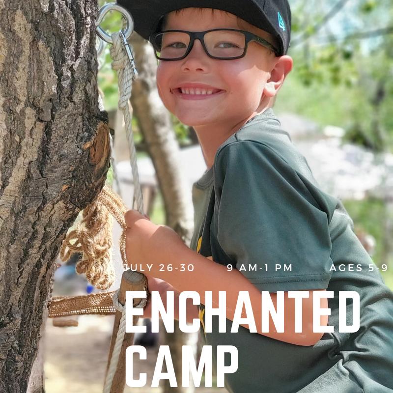 Enchanted - TimberNook Saskatoon