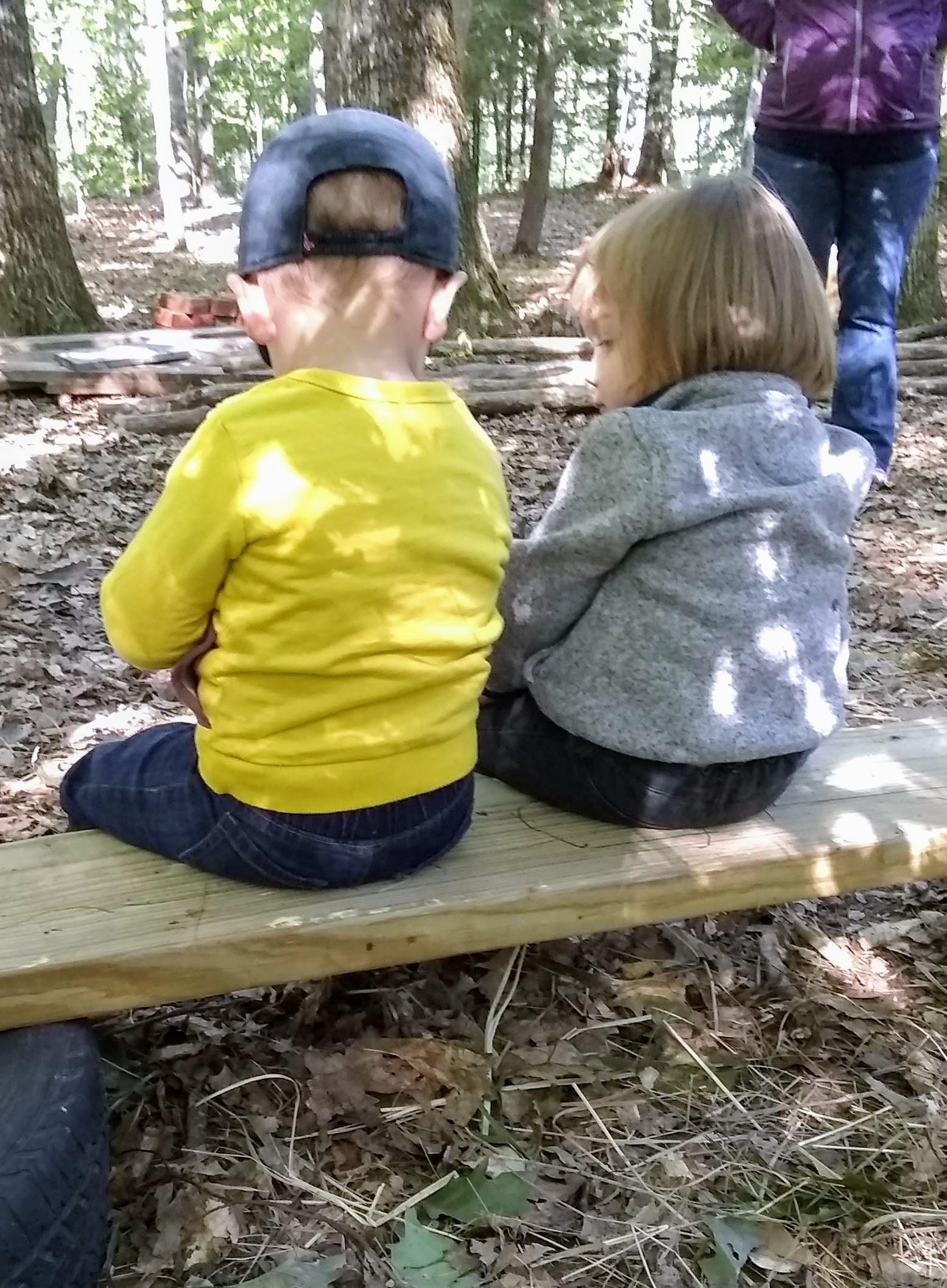 Tiny Ones Spring Saturdays - TimberNook of Greater Portland, Maine