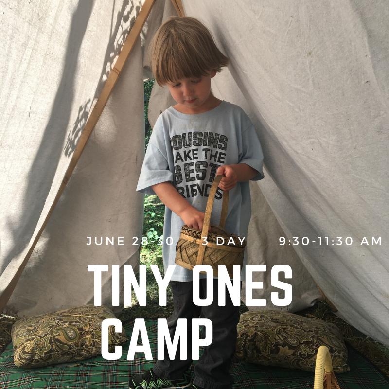 Tiny Ones Summer Camp- TimberNook Saskatoon