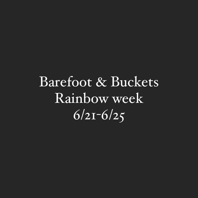 Barefoot and Buckets - TimberNook Northeast Florida