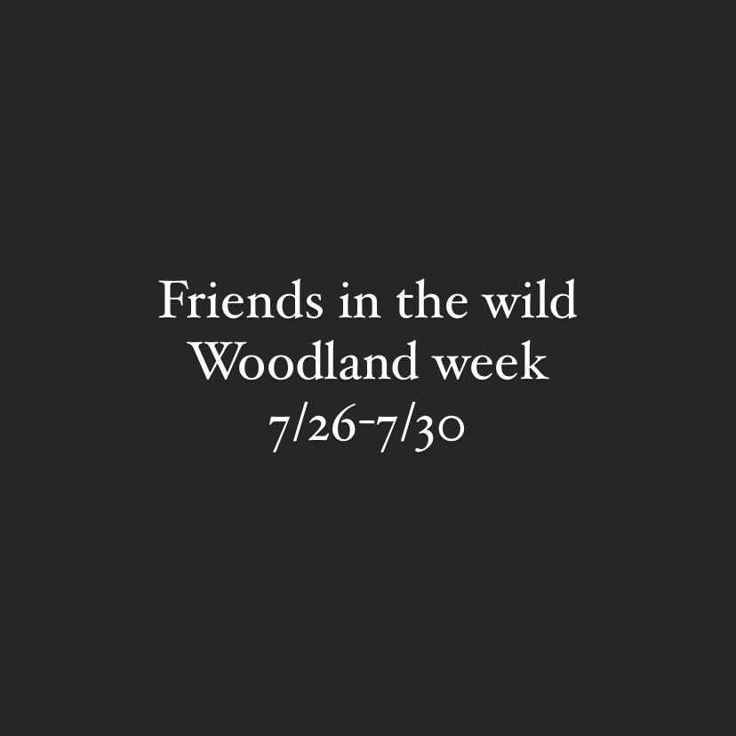 Friends in the Wild - TimberNook Northeast Florida