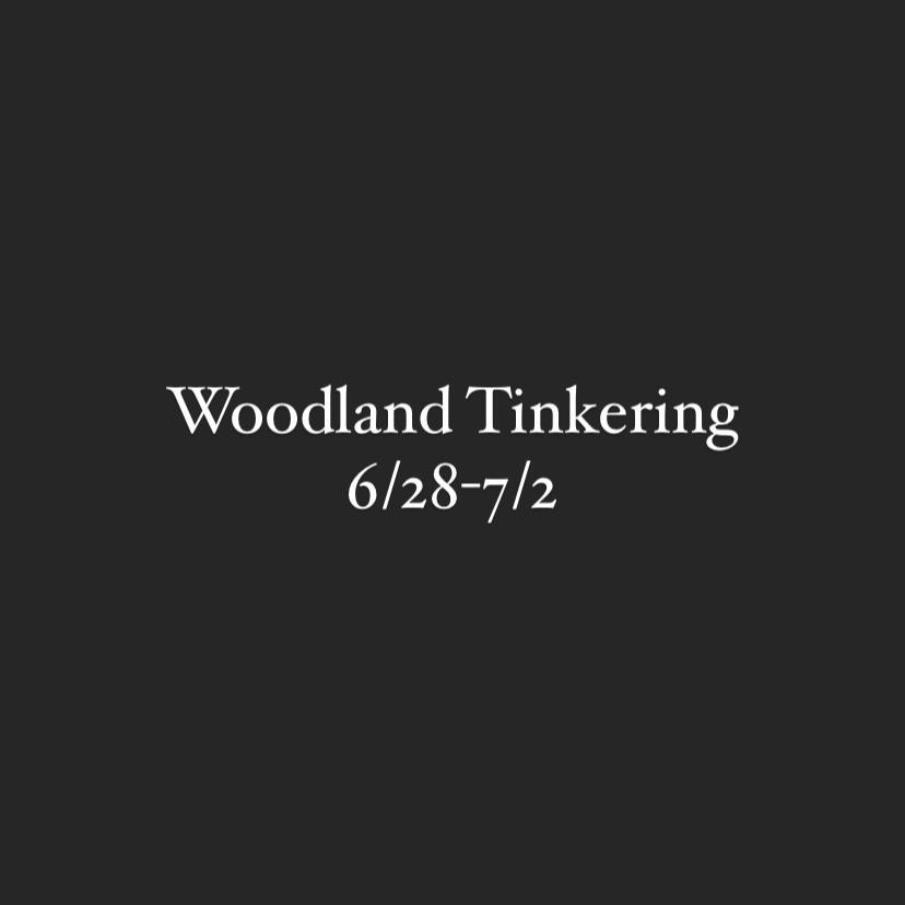 Woodland Tinkering – TimberNook Northeast Florida
