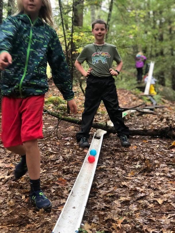 Little Wild Ones - TimberNook of Barrington, NH