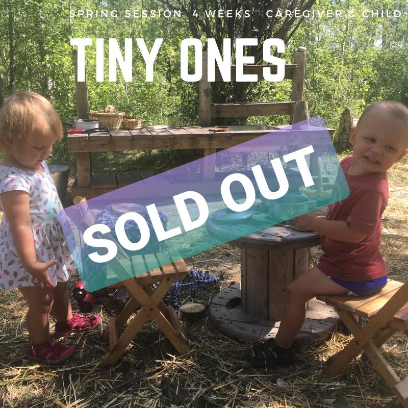 Tiny Ones – TimberNook Saskatoon