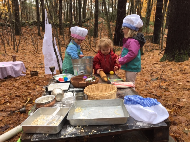 Barefoot and Buckets - TimberNook Middlesex County