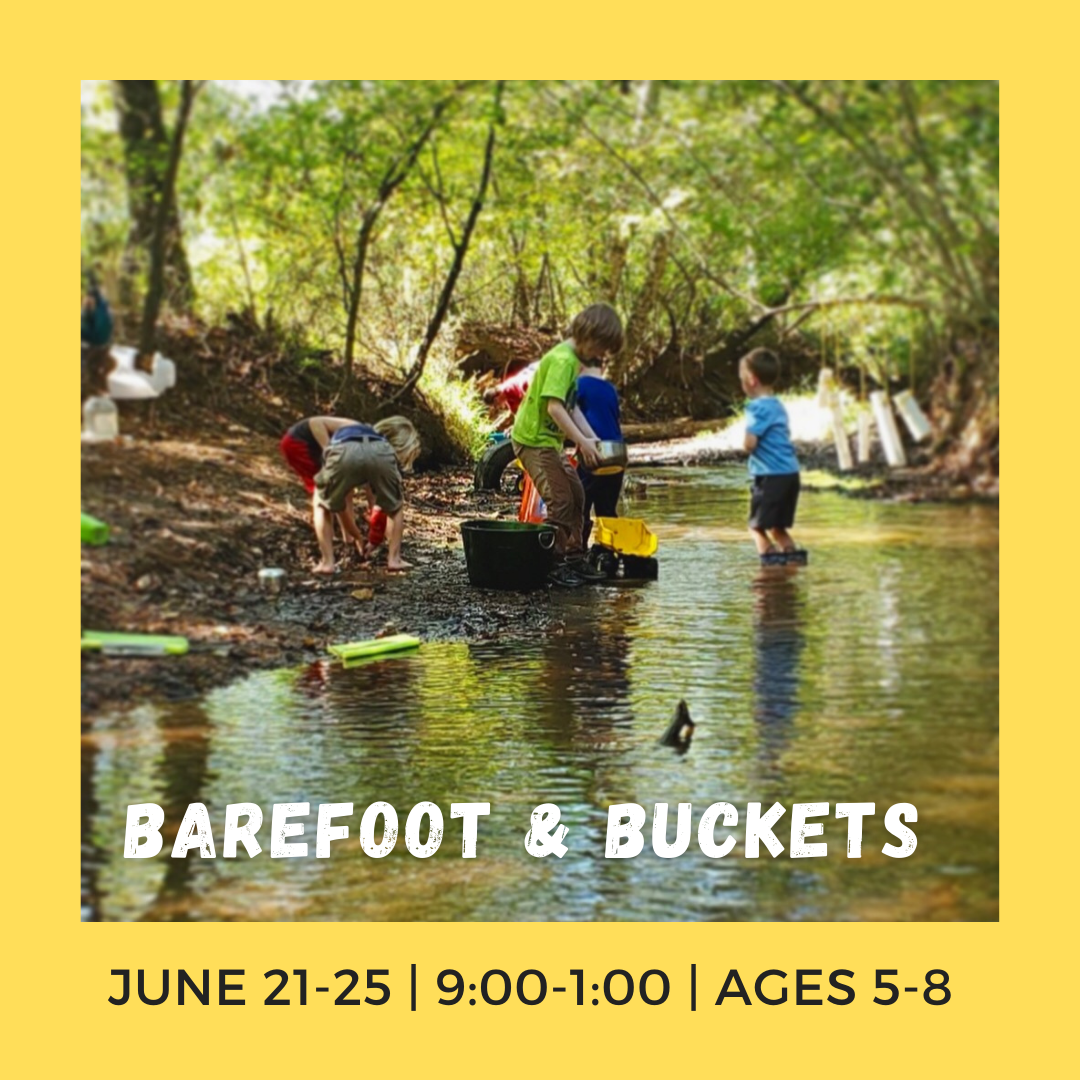 Barefoot and Buckets – TimberNook of West Georgia (SOLD OUT)