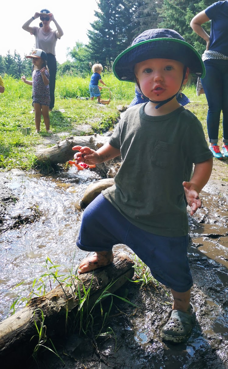 Tiny Ones – Summer Camp Week 1, August 16-19