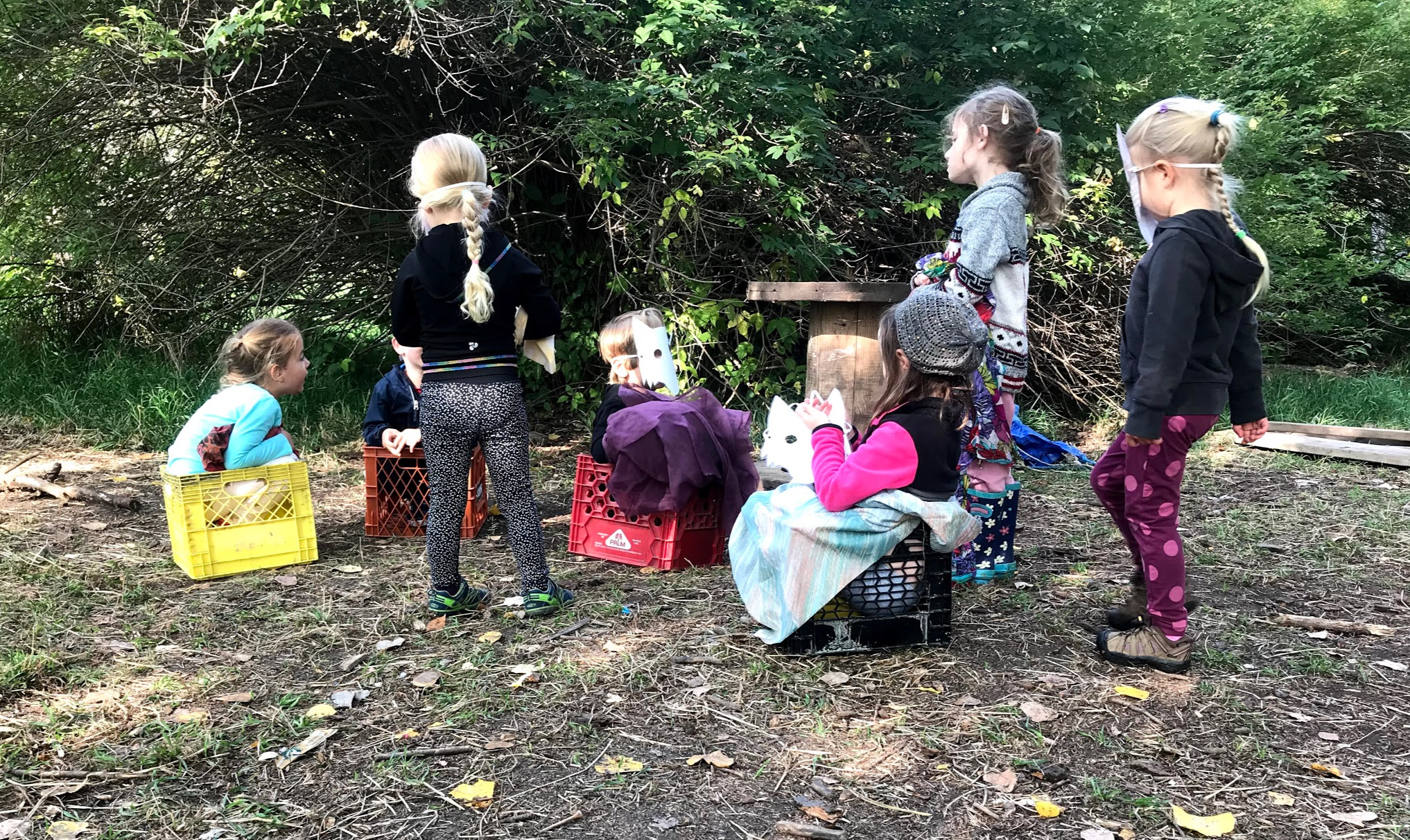 Friends in the Wild - Summer Camp (ages 4-8), July 12-16