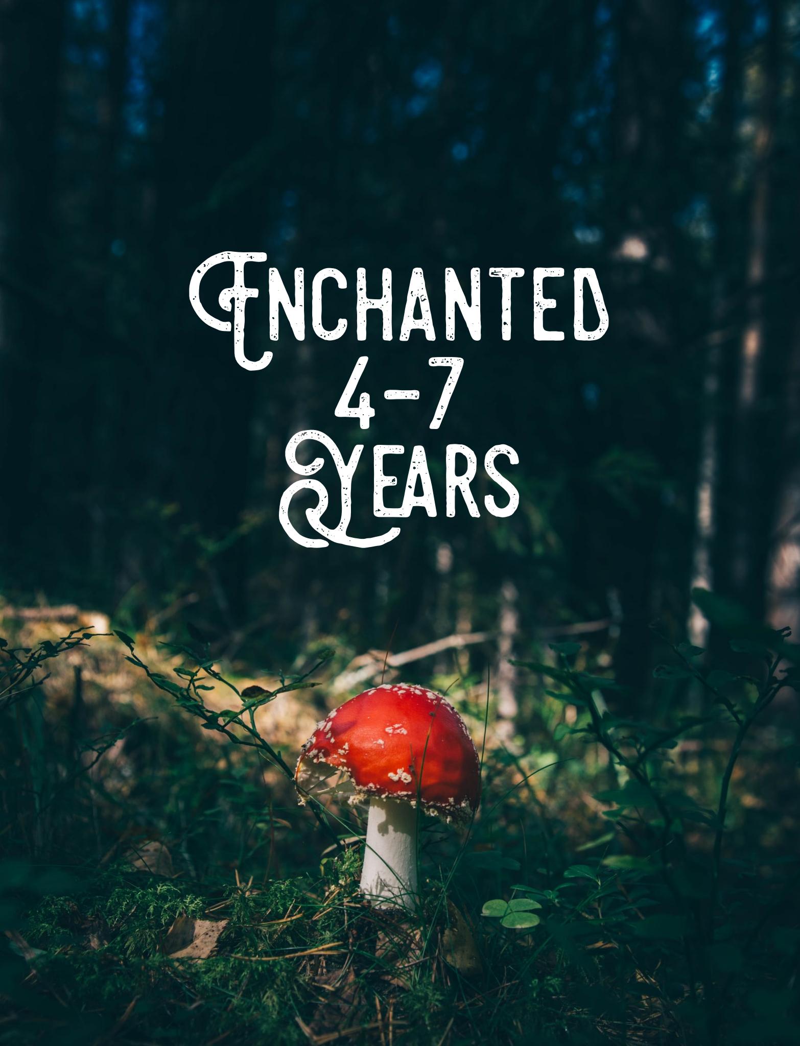 Enchanted - Timbernook of Northeast Oklahoma