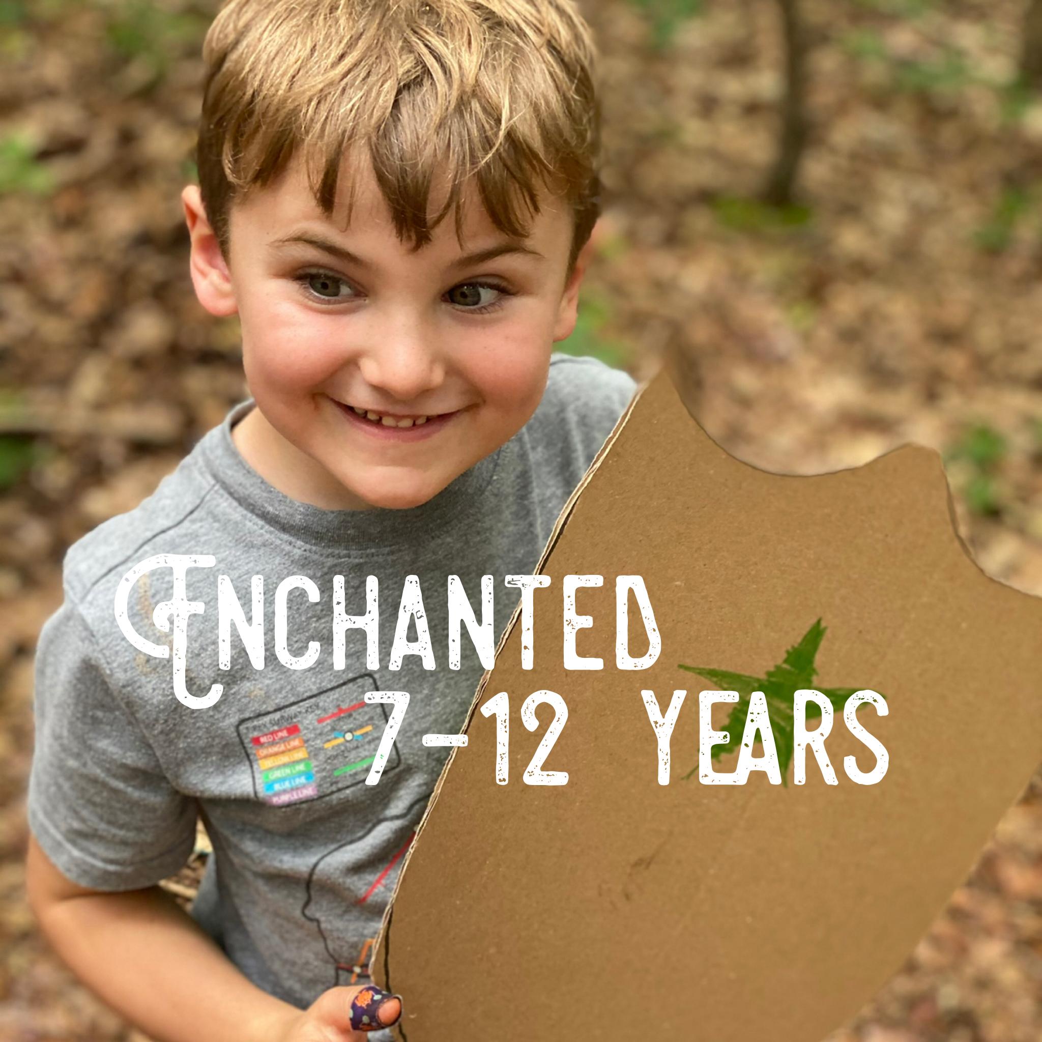 Enchanted – Timbernook of Northeast Oklahoma