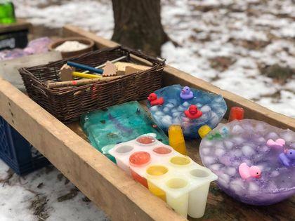 Tiny Ones – Wednesday – Winter '22 Session