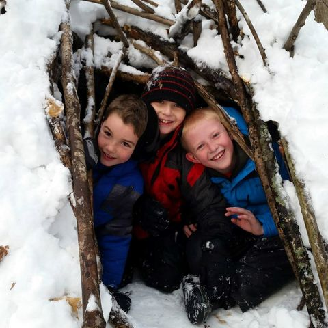 Little Wild Ones – Tuesday – Winter '22 Session