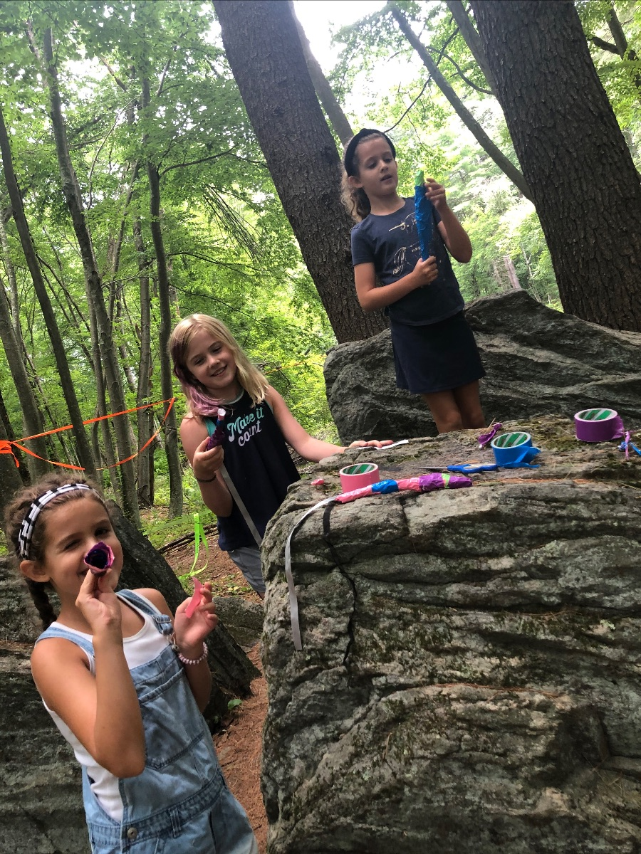 Extreme Art – TimberNook Middlesex County