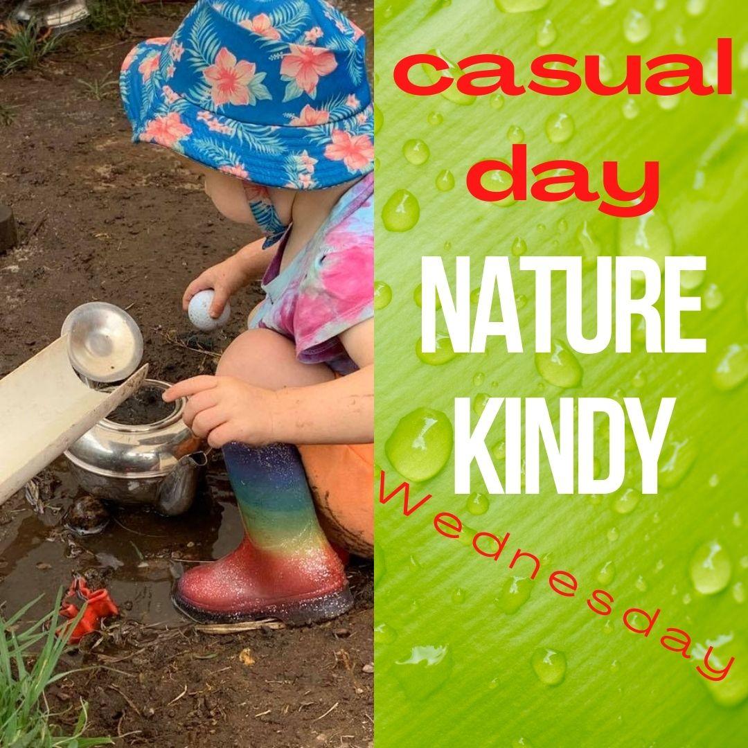 Nature Kindy (Australia) - Wednesday 21st April - Timbernook Hunter Valley