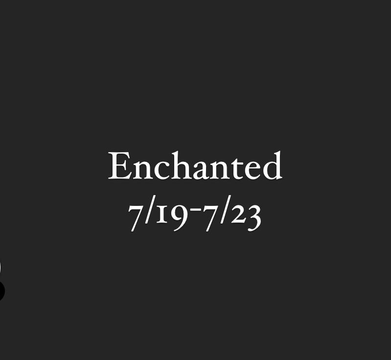 Enchanted – TimberNook Northeast Florida