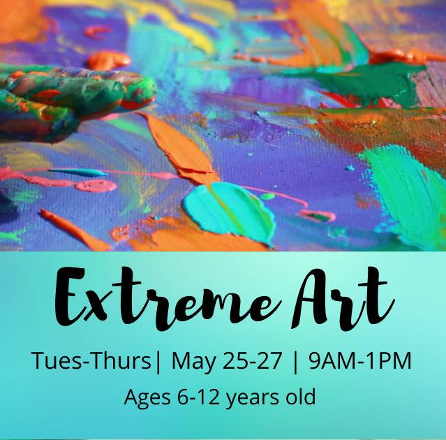 Extreme Art – TimberNook of Greater Omaha