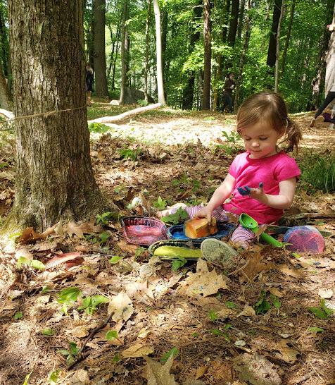 Tiny Ones – Wednesday – Fall '21 Session I