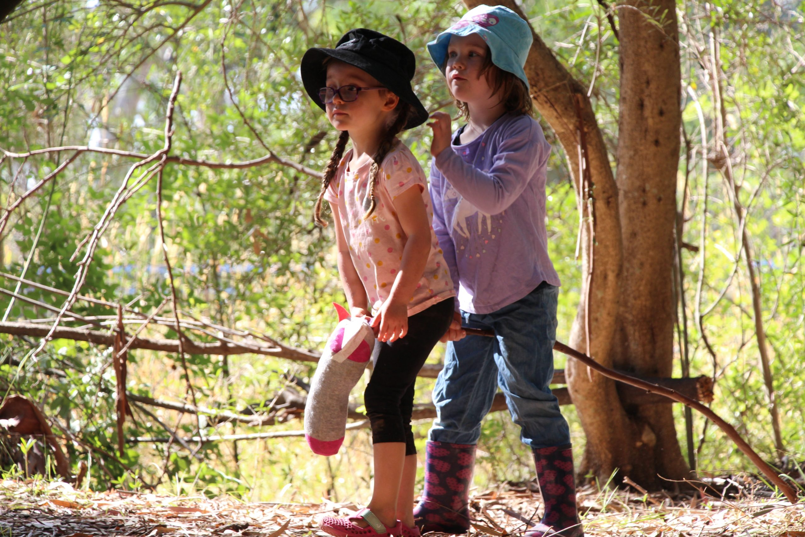 Friends in the Wild – TimberNook South Adelaide – 2 DAY REGISTRATION (Thurs/Fri)